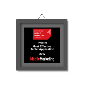 Mobile Marketing: Winner 2012