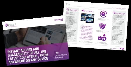 Public Health England case study