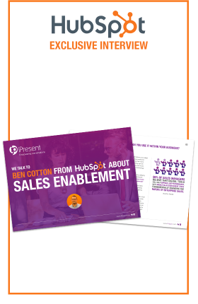 Hubspot Sales enablement download